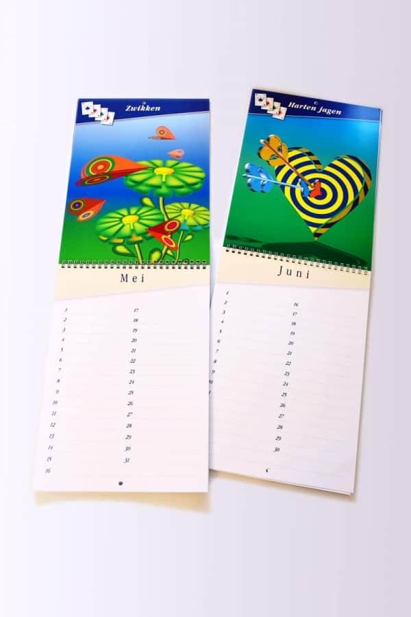 Klaverjas-kalender