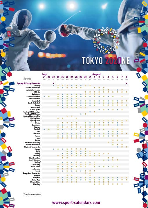 Olympics-poster-company-Tokyo-2021-fencing